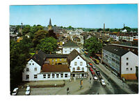 uralte AK Mettmann Blick auf die Stadt 1976 //24