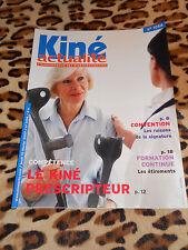 Revue Kiné Actualités - n° 1056, 2007