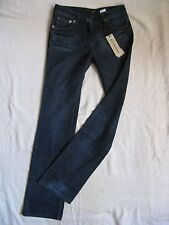 BEST MOUNTAIN Damen Blue Jeans Stretch Gr.36 L32 low waist slim fit straight leg