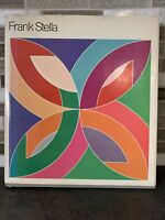 Frank Stella by William S.Rubin 1970 Museum of Art MOMA Vintage Book