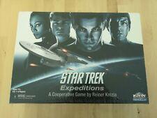 Star Trek Expeditions Board Game By Reiner Knizia Wizkids Heroclix - Sealed