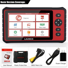 LAUNCH X431 CRP909 OBD2 Automotive  Full System Reset Diagnostic  Scanner Tool
