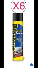 6 x Prestone De-Icer 600ml Windscreen & Wipers De-freeze Melt De-Ice Frost -36˚C