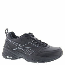 Reebok Royal Trainer 4e Mens Extra Wide Training Shoe Black-flat Grey 12