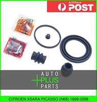 Fits XSARA PICASSO (N68) - Brake Caliper Cylinder Piston Seal Repair Kit