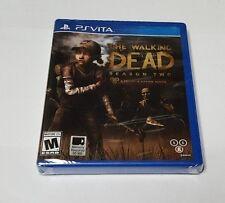 The Walking Dead: Season Two (Sony PlayStation Vita, 2014)