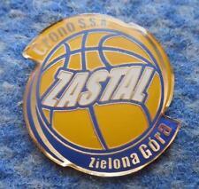 ZASTAL GRONO ZIELONA GORA BASKETBALL POLAND CLUB PIN BADGE