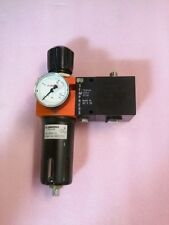 SEMPRESS Type MFR 12 Pnuematic Regulator