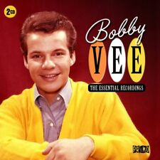 Bobby Vee THE ESSENTIAL RECORDINGS Best Of 40 Songs REMASTERED New 2 CD