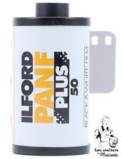 FRESH: Ilford Pan F+ 50 - 36 poses - Noir & Blanc - Pellicule Argentique 35mm