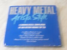 heavy metal - arista-style 1990-1993