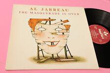 AL JARREAU LP THE MASQUERADE IS OVER ORIG 1983 MINT UNPLAYED MAI SUONATO !!!!!!!