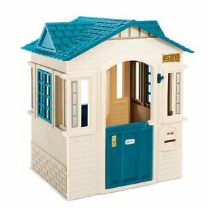 Little Tikes Cape Cottage Playhouse, Blue