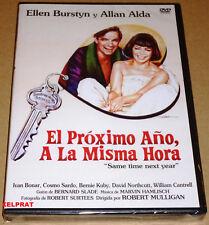 EL PROXIMO AÑO A LA MISMA HORA / SAME TIME NEXT YEAR -English Español Precintada