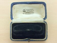 ANTIQUE BRACELET JEWELLERY JEWELRY BOX CAMBRIDGE 1920
