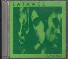 LATAWCE - DO YOU FEEL ? 1992 POMATON TOP RARE OOP CD HARD TO FIND