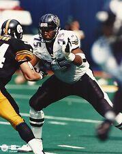 Jonathan Ogden - Baltimore Ravens - picture 8x10 photo #2