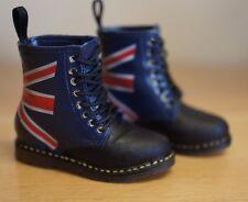 1:6 Scale Union British Flag Jack Flag Dr Doc Marten Phicen Kumik Hot Toys Ken