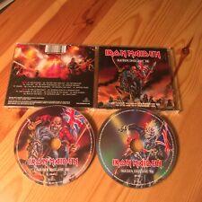 Iron Maiden - Maiden England 88 2CD 2013 UK reissue bruce dickinson metallica