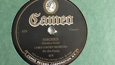 Cameo Concert Orch. – 78rpm single 10-inch – Cameo #410