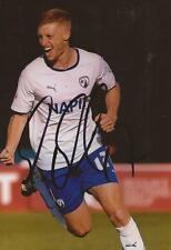 CHESTERFIELD: EOIN DOYLE SIGNED 6x4 ACTION PHOTO+COA