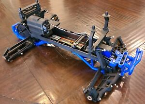 Traxxas Monster Jam Roller Slider Chassis w/Servo BIGFOOT Stampede Metal Gears