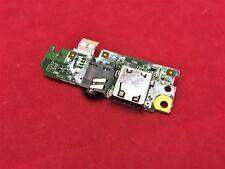 """HP Mini 110-1000 10"""" Audio Jack Sound USB Port Board 537614-001 + Ribbon """"A"""""""