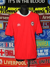 5/5 Norway adults XXL 2000 MINT retro football shirt jersey trikot soccer