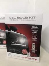 JW Speaker H11 6200k white LED Kit for 2012-2017 Toyota Kluger low beam