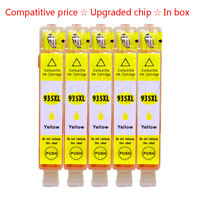 5x 934XL 935XL Compatible Ink Cartridge for HP Officejet Pro 6230 6830 6820 6812