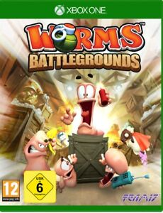 Xbox One Worms Battlegrounds Nip