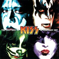(CD) KISS - The Very Best Of Kiss - I Was Made For Lovin' You, New York Groove