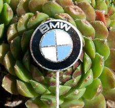SCHÖNER ALTER EMAILLE PIN / ANSTECKNADEL # BMW