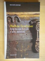 Una donna frivola e altri raccontiGordimer Nadinedomenica autore 25 203 nuovo