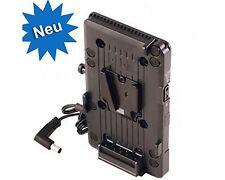 IDX ET-PV2BM V-Mount Adapter für Blackmagic Cinema Kamera, NEU/NEW
