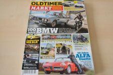 2) Oldtimer Markt 03/2016 - Bugatti Typ 13 Brescia i - Lotus Eclat besser besse