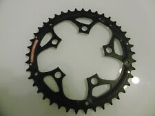 Shimano Deore XT 42T 5 Arm 94BCD Chainring Black NOS