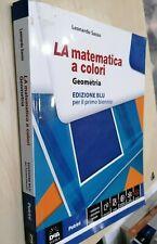 La Matematica a colori - Geometria - Edizione blu (Leonardo Sasso)