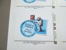 Collector Planète Timbres 2012 Neuf ** Bloc 10 Timbres adhésifs