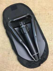CLEARANCE LOT839280 FOLDING SHOVEL  METAL DETECTING EMERGENCY SNOW 4X4 RECOVERY