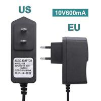 DC 10V 600mA Power Supply Adapter Charger for Lego Mindstorms EV3 9797 Battery