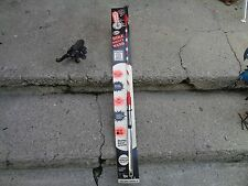 "VINTAGE NOS ""TCM"" REFLECTIVE BICYCLE SAFETY WAND VERY KOOL ACCESSORY NICE"