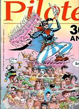 PILOTE n°40 ~ SPECIAL 30 ANS ~ 1989