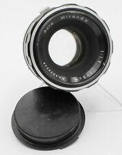Auto Miranda 5cm F1.9 Bayonet Mount Prime Lens For SLR/Mirrorless Cameras