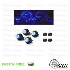 BLUE LED Bulb Upgrade for Toyota Starlet GT Turbo Glanza EP82 EP91 Dash Gauges