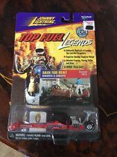 Johnny Lightning Top Fuel Legends Rain Fior Rent Warren & Coburn  Season 1973