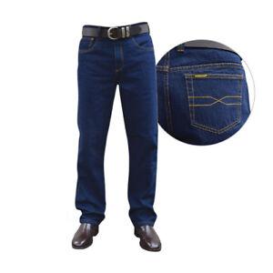 Hard Slog by Thomas Cook Men's Regular Fit Straight Leg Denim Jeans Size 32 x 32