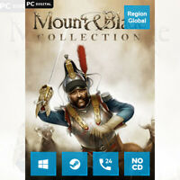 Mount & Blade Full Collection for PC Game Steam Key Region Free