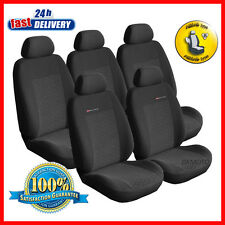 Tailored seat covers for Peugeot  307 Estate 2001-2008 - 5 seat  full set  grey1