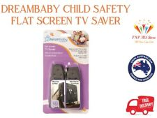 Dream Baby LCD Plasma Television Child Baby Safety Secure Safe Wall TV Straps